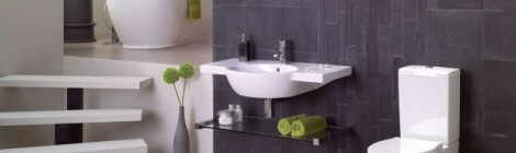 How to Make Your Small Bathroom Feel and Look Bigger