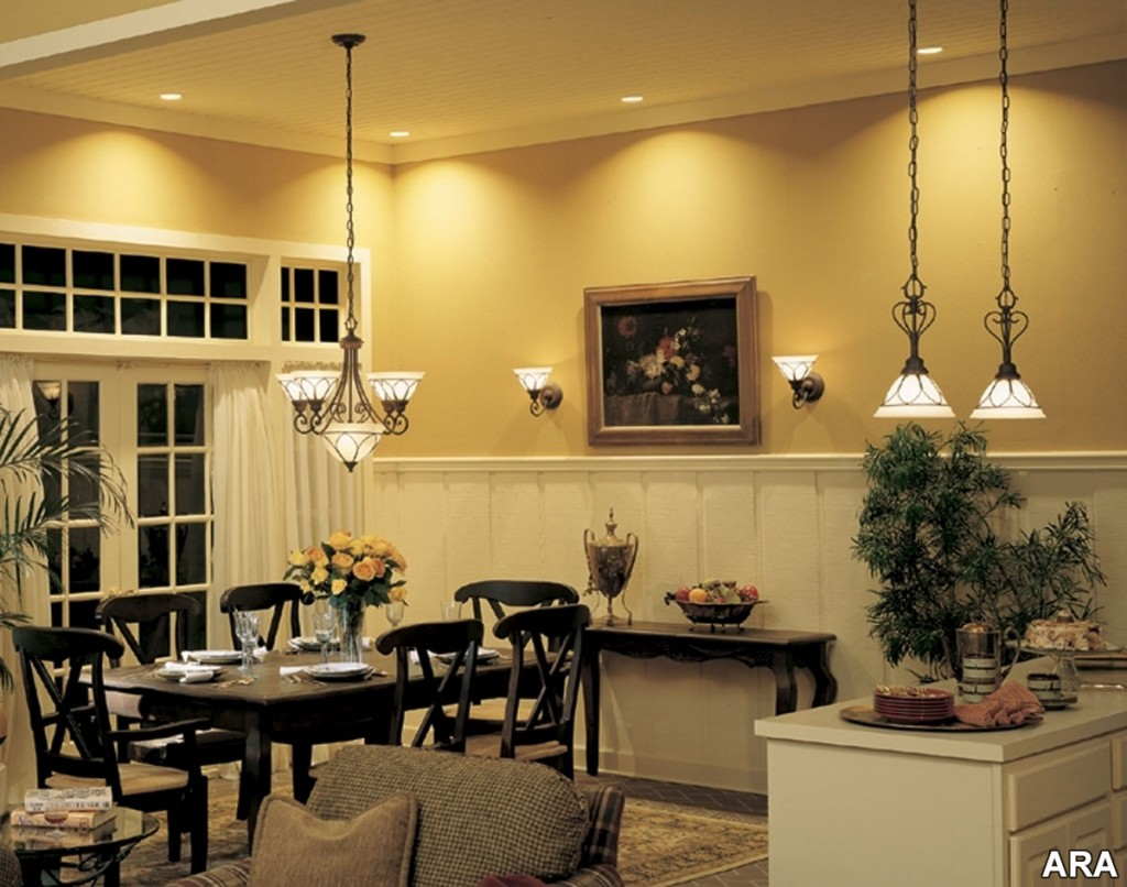 Brilliantly Lighting Your Home With Lumens Most Referred - Home lighting designs