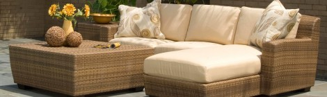 Top Quality Furniture: Lane Venture's Wicker Furniture